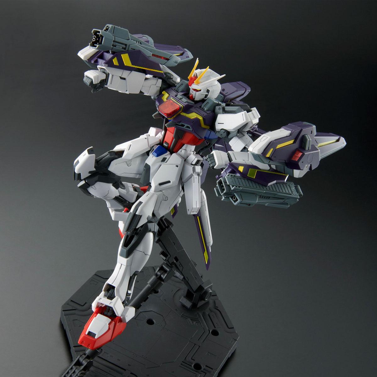MG 1/100 LIGHTNING STRIKE GUNDAM Ver.RM