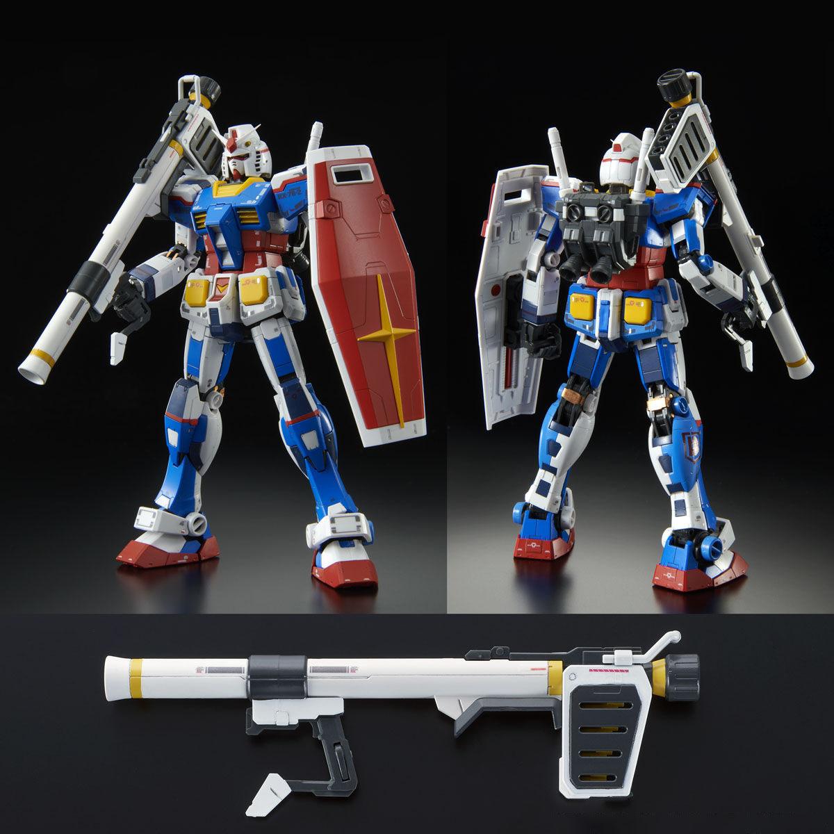 RG 1/144 RX-78-2 GUNDAM (TEAM BRIGHT CUSTOM)