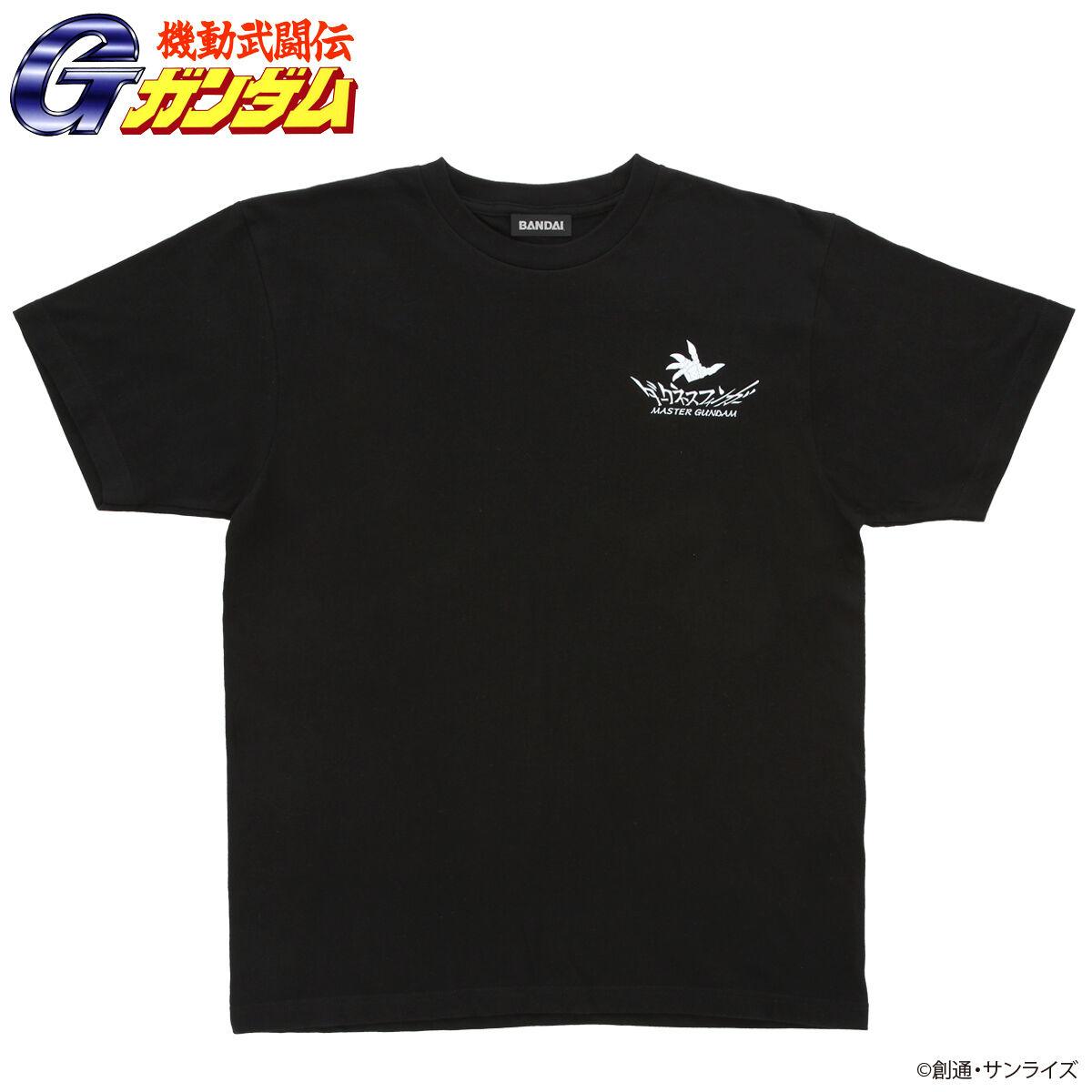 Mobile Fighter G Gundam Darkness Finger T-shirt