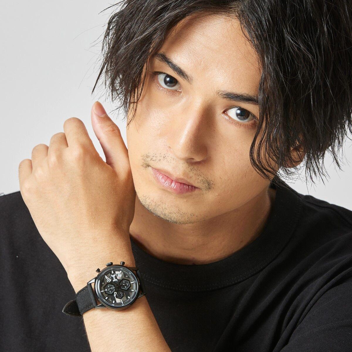 Kamen Rider Kabuto Zect Watch