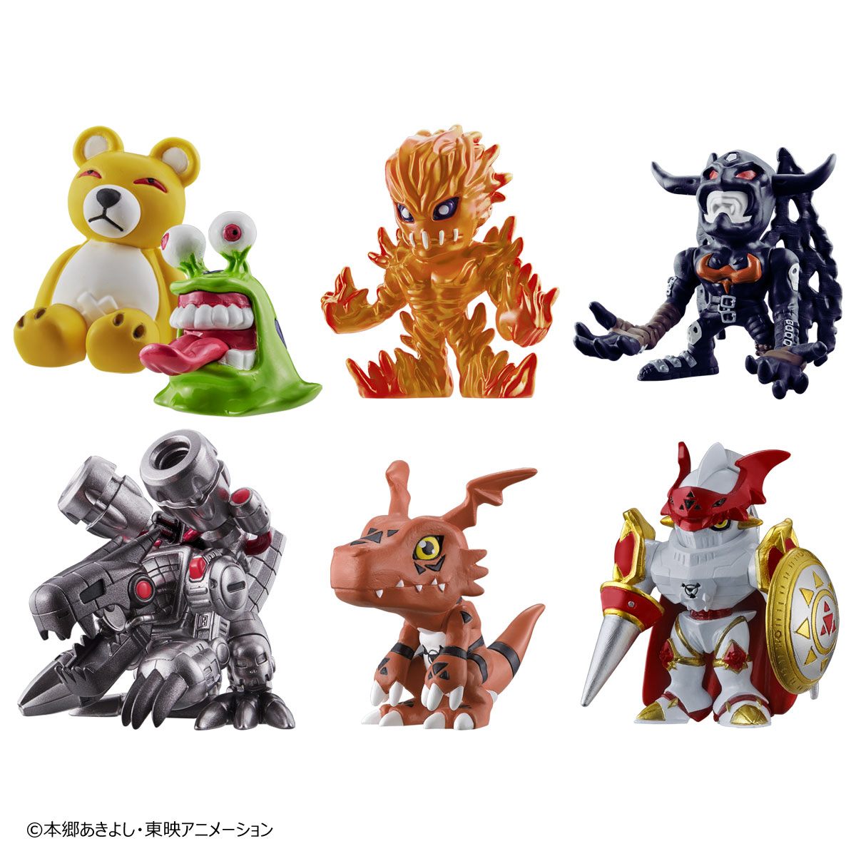 THE DIGIMON NEW COLLECTION Vol.2