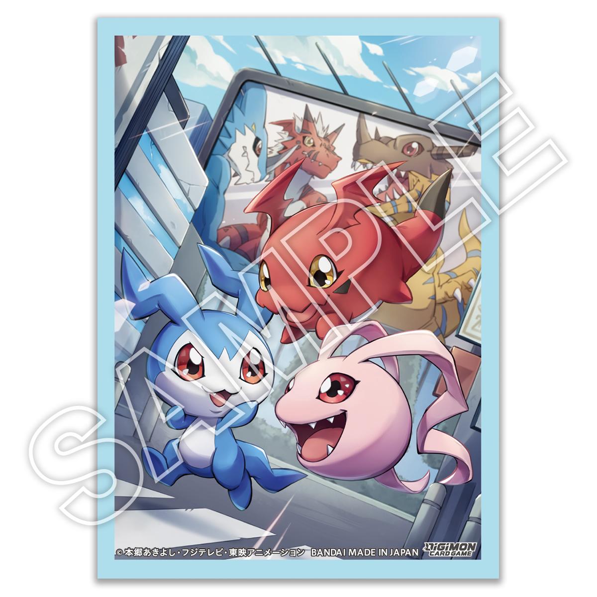 DIGIMON CARD GAME TAMER'S EVOLUTION BOX2