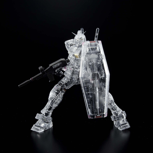 RG1/144RX-78-2 GUNDAM MECHANICAL CLEAR VER.[Sep 2020 Delivery]