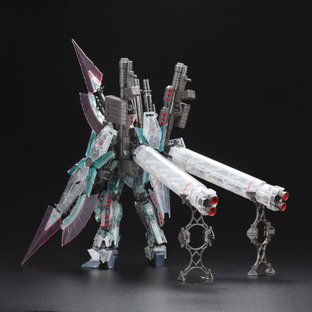 MG 1/100 FULL ARMOR UNICORN GUNDAM MECHANICAL CLEAR VER.[Sep 2020 Delivery]