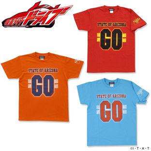 Kamen Rider Drive Shijima Go AMERICA GO Tshirt