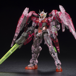 RG 1/144 G-EXPO OO-RAISER TRANS-AM CLEAR Ver.[Sep 2020 Delivery]