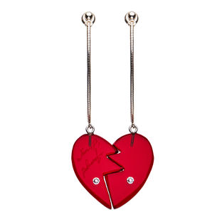 J. P. Polnareff Heart-Shaped Earrings—JoJo's Bizarre Adventure