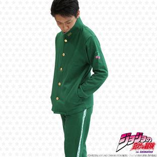 JoJo's Bizarre Adventure Noriaki Kakyoin-themed Sweatsuit