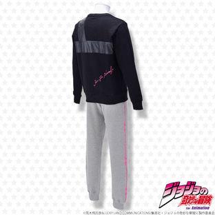 JoJo's Bizarre Adventure Pierre Polnareff-themed Sweatsuit