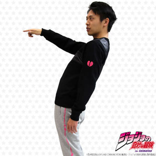 JoJo's Bizarre Adventure Pierre Polnareff-themed Sweatsuit