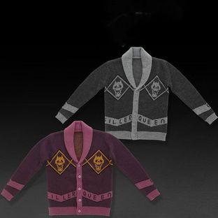Yoshikage Kira Jacquard Knit Set