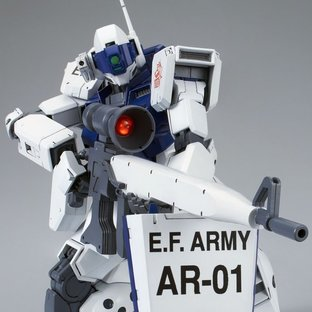 MG 1/100 GM SNIPERⅡ [WHITE DINGO TEAM CUSTOM][Nov 2020 Delivery]