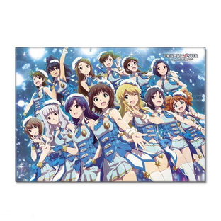 THE IDOLM@STER PLATINUM STARS Big Towel