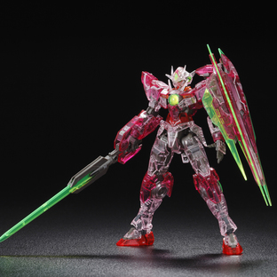 RG 1/144 OO QAN[T] TRANS-AM CLEAR Ver.[Sep 2020 Delivery]