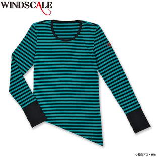 Kamen Rider W Long-Sleeve T-Shirt