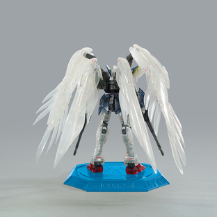RG 1/144 THE GUNDAM BASE LIMITED WING GUNDAM ZERO EW [CLEAR COLOR][Sep 2020 Delivery]