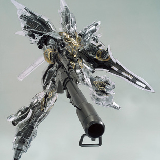 MG 1/100 THE GUNDAM BASE LIMITED SINANJU [MECHANICAL CLEAR][Sep 2020 Delivery]