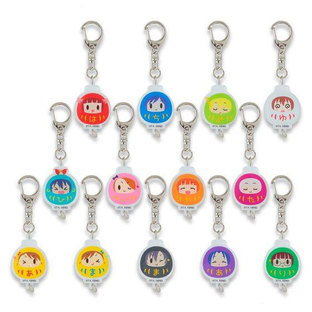 THE IDOLM@STER 765PRO ALLSTARS DARUMA Acrylic Charm 13pcs in 1set