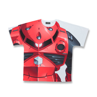 Mobile Suit Gundam MSM-07S All-Over Print T-shirt [May 2021 Delivery]