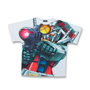 Mobile Suit Gundam RX‐78‐2 All-Over Print T-shirt [May 2021 Delivery]