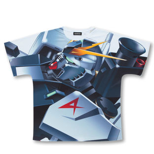 Mobile Suit Gundam: Char's Counterattack All-Over Print T-shirt - RX-93 ver. [May 2021 Delivery]