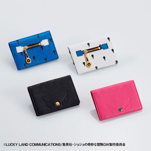 JoJo's Bizarre Adventure: Golden Wind Leather Goods Collection 1