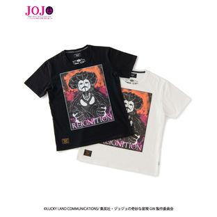 JoJo's Bizarre Adventure: Golden Wind  × glamb  collaboration T-shirt2