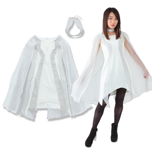 KAMEN RIDER ZI-O Cosplay One-piece dress (Tsukuyomi)