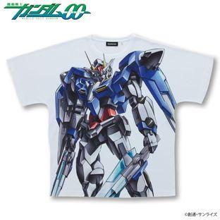 Mobile Suit Gundam 00 Full panel Tshirt Series No3