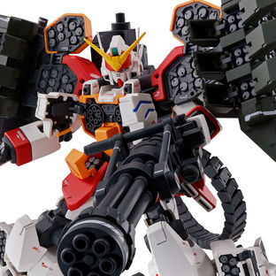MG 1/100 GUNDAM HEAVYARMS EW (IGEL UNIT)[Jul 2021 Delivery]