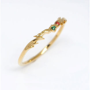 Kamen Rider OOO/MATERIAL CROWN Ankh Ring