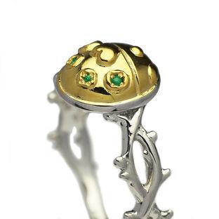Golden Wind Ring —JoJo's Bizarre Adventure: Golden Wind/JAM HOME MADE Collaboration