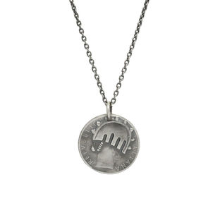 Coin Pendant Necklace(Bucciarati)—JoJo's Bizarre Adventure: Golden Wind/JAM HOME MADE Collaboration
