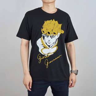 Team Bucciarati T-shirt (Giorno)—JoJo's Bizarre Adventure: Golden Wind