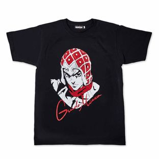 Team Bucciarati T-shirt (Mista)—JoJo's Bizarre Adventure: Golden Wind