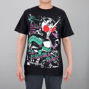 Kamen Rider W Climax Scene T-shirt - Kamen Rider W ver.