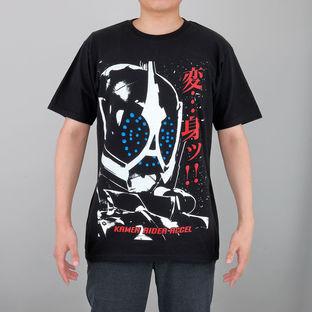 Kamen Rider W Climax Scene T-shirt - Kamen Rider Accel ver.