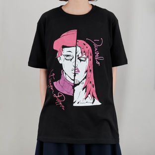 Diavolo and Vinegar Doppio T-shirt —JoJo's Bizarre Adventure: Golden Wind