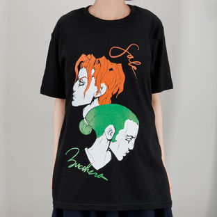 Sale and Zucchero T-shirt —JoJo's Bizarre Adventure: Golden Wind