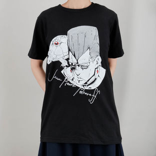 Jean Pierre Polnareff and Coco Large T-shirt —JoJo's Bizarre Adventure: Golden Wind