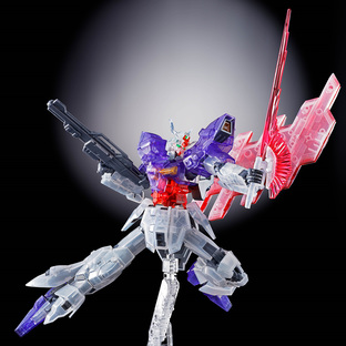 HG 1/144 MOON GUNDAM [CLEAR COLOR][Sep 2020 Delivery]