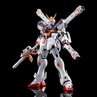 RG 1/144 CROSSBONE GUNDAM X1 [TITANIUM FINISH]