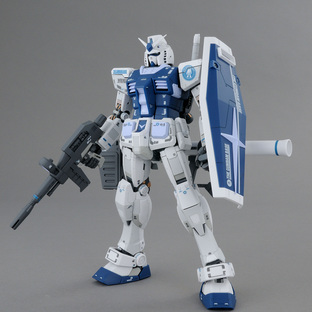 MG 1/100 THE GUNDAM BASE LIMITED RX78-2 GUNDAM Ver.3.0 [THE GUNDAM BASE COLOR][Sep 2020 Delivery]