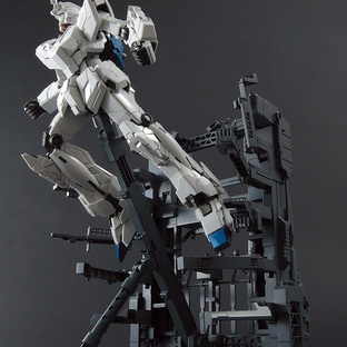 MG 1/100 THE GUNDAM BASE LIMITED MS CAGE[Sep 2020 Delivery]