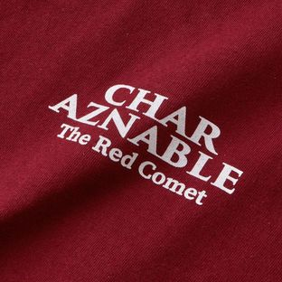 Mobile Suit Gundam Char Aznable Logo Hoodie