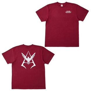 Mobile Suit Gundam Char Aznable Logo T-shirt