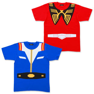 Mobile Suit Gundam Uniform T-shirt
