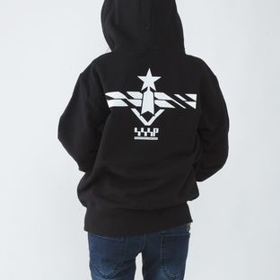 Animation Ultraman Hoodie (SSSP mark)