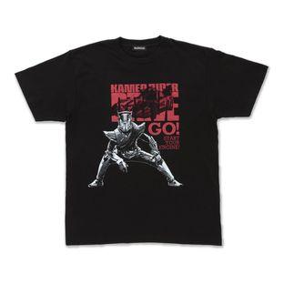 菅原芳人計畫 幪面超人Drive 與 Tridoron T-Shirt