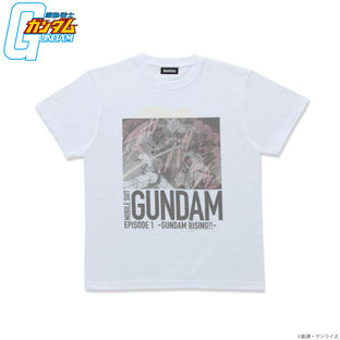 Mobile Suit Gundam Secret Image T-shirt